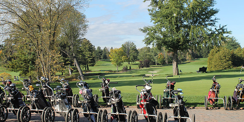 Ottawa's premiere Golf Club is just 10 minutes from downtown.