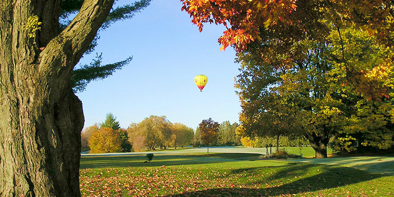 The Royal Ottawa Golf Club is financially independent which is reflective of sound financial management of Club affairs.