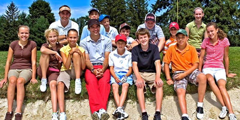 An Active Junior Golf Program 2